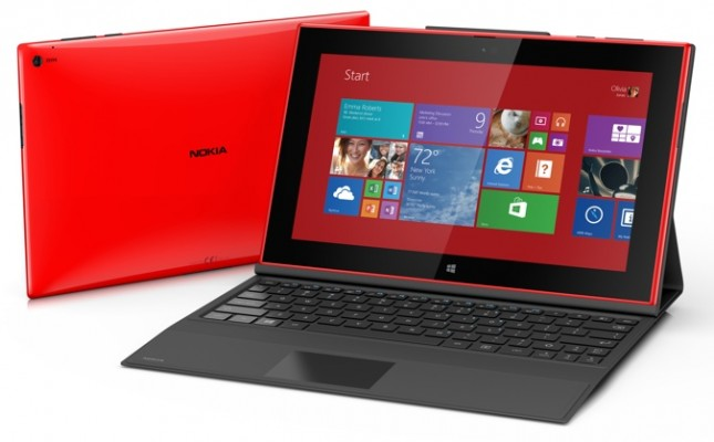 Nokia's New Lumia 2520 vs. Surface 2: Which Tablet is Right for Your Business?