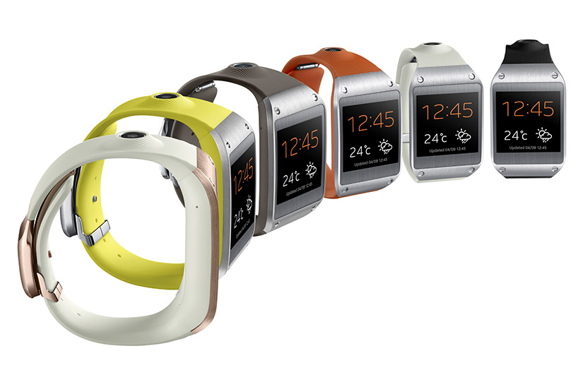 Is Samsung's Galaxy Gear Smartwatch Compatible with Your Business?