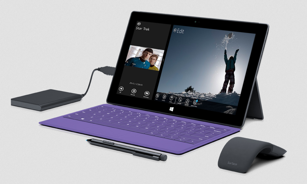 Surface Pro 2 vs. Surface 2: Which is the Better Business Tablet?