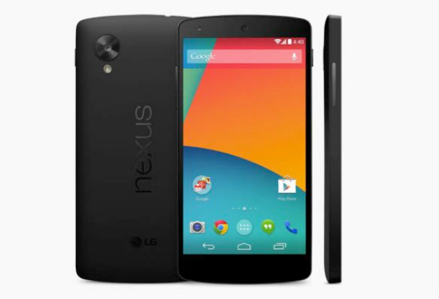 Google Nexus 5 with Android 4.4 KitKat: Better for Business?