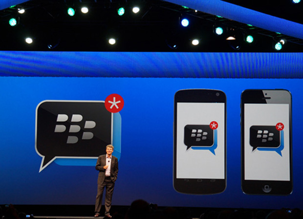 BBM vs. iMessage: Which Messaging App Is Better for Business?