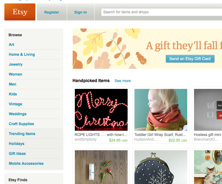 Etsy Sellers Reveal Plans to Stay Small