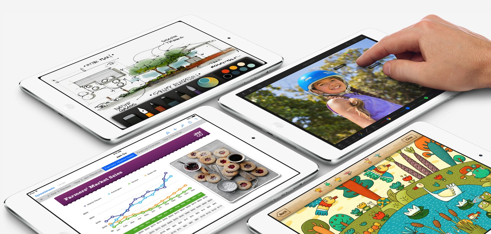 iPad Mini with Retina Display vs. Nexus 7: Tiny Tablets with Big Business Potential
