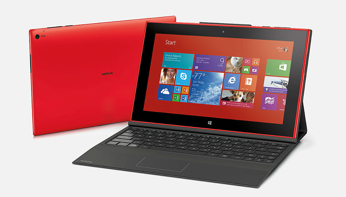 Nokia Lumia 2520: Top 3 Features for Business