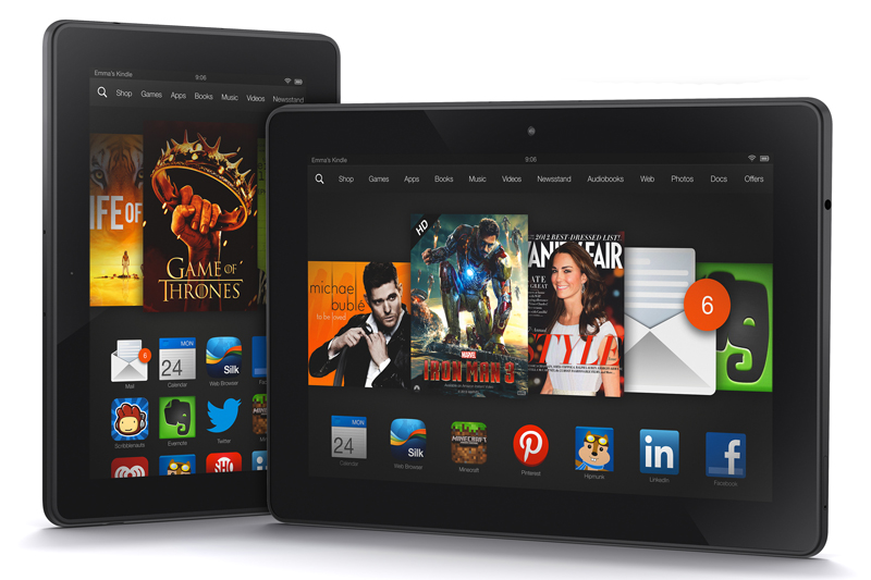 Kindle Fire OS 3.1 Update: Top 3 Business Features