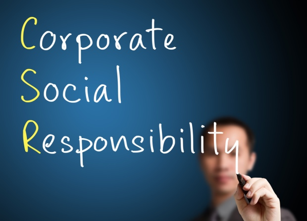 socially responsible corporations essay Definition of corporate social responsibility corporate social responsibility is internal to an organization it dictates the manner in which it has to plan about the courses of action it has to carry out with respect to the society.