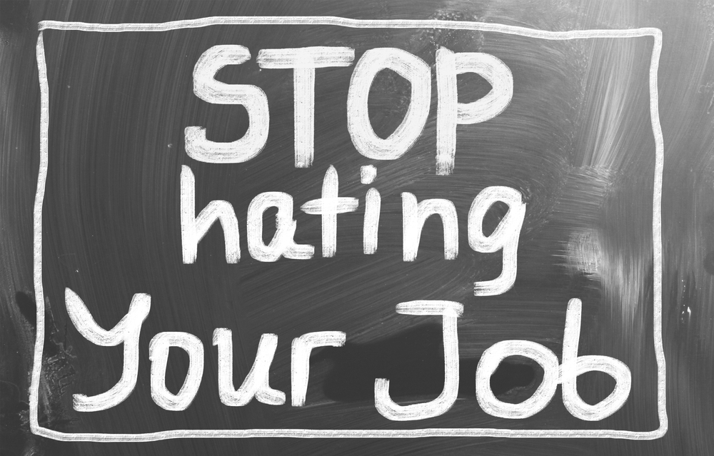 How to Stop Hating Your Job and Be Happier at Work