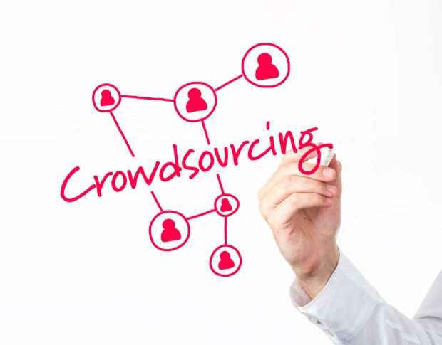 Making a Marketplace Work with Crowdsourcing Platform