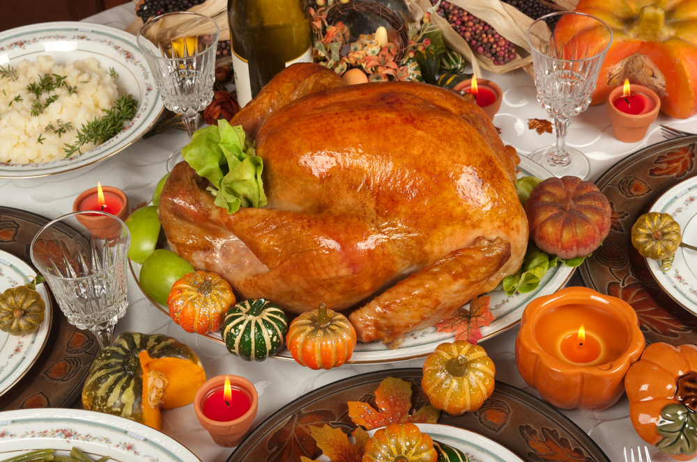 Working on Thanksgiving? You're Not Alone