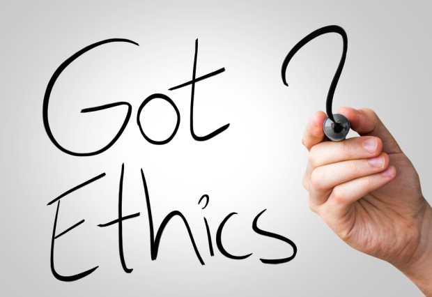 ethics in the workplace thesis