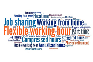 impact of flexible work schedule on The benefits of flextime they required a more novel approach to the workweek and found it necessary to request a special, more flexible work schedule.