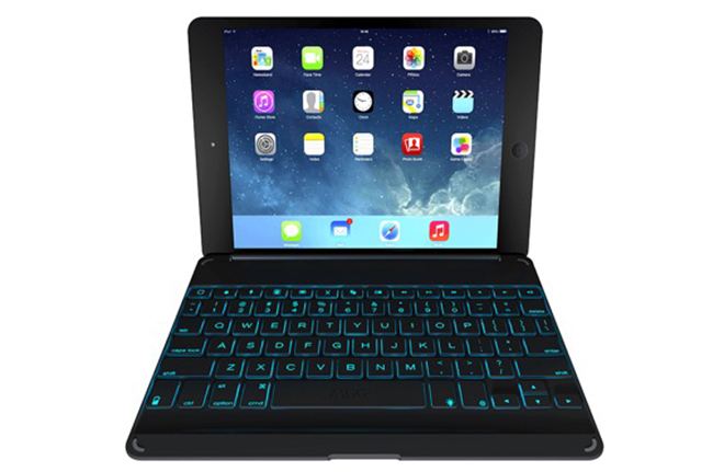 ZAGGkeys Keyboard Cover Transforms the iPad Air into a Laptop