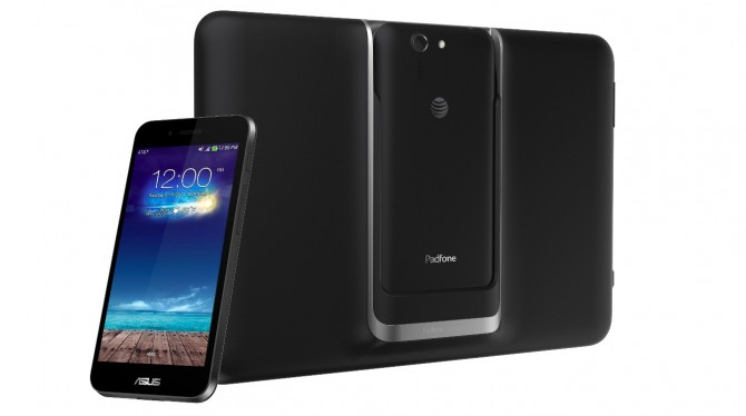 ASUS PadFone X: A Business-Ready Tablet/Smartphone Hybrid