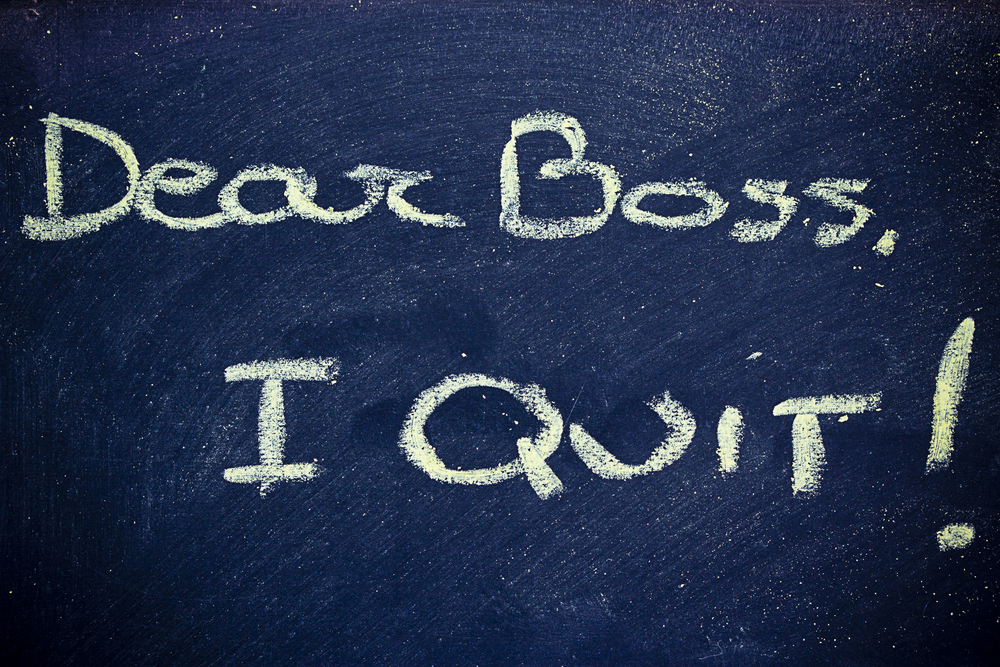 'I Quit' Will Be Familiar Refrain in 2014