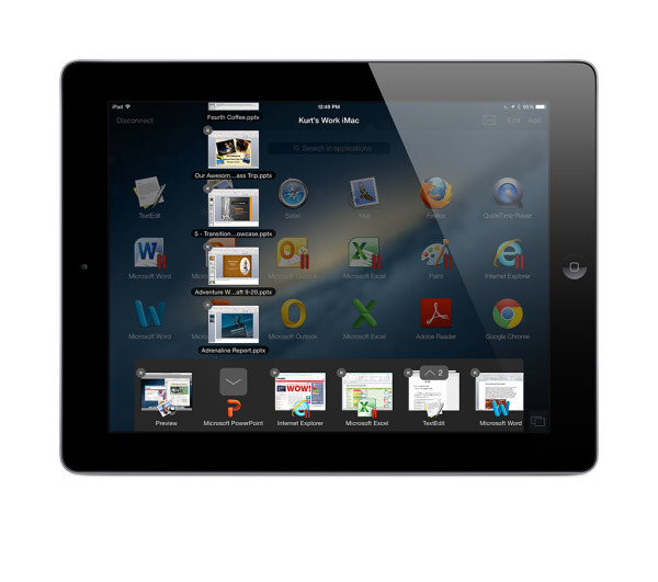 Parallels Access Update: iPad Remote Desktop App adds Cheaper Subscriptions and Windows Support