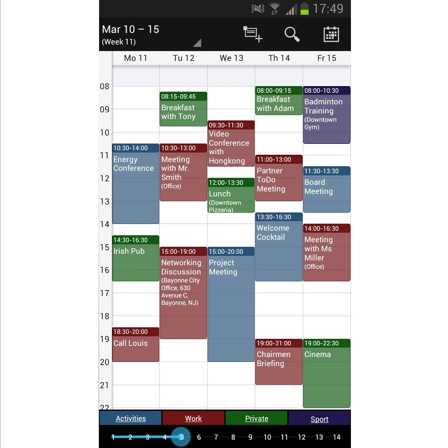 6 android apps to plan your workday for Plan app