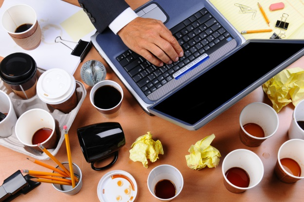 Clean It Up! Being Productive at Work Starts with Organization