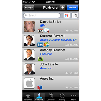 Power Contacts (Free)