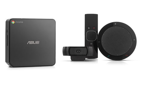 Chromebox for Meetings: Google's New Portable Video Conferencing Solution