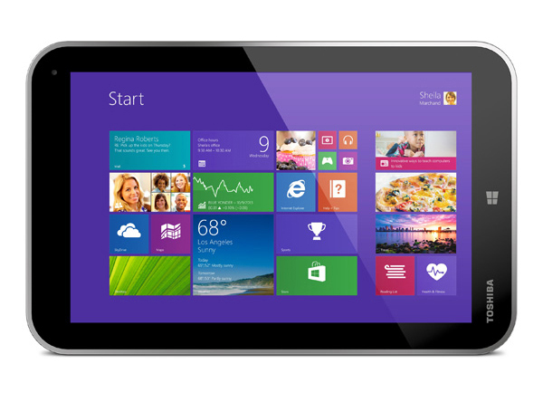 Toshiba Encore 8: Top 3 Business Features