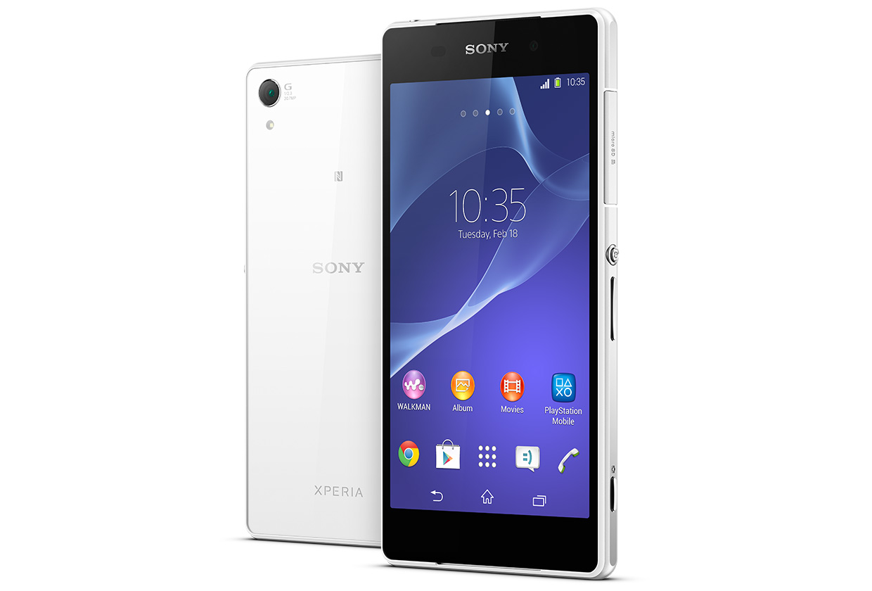 Sony Xperia Z2: Top 3 Business Features