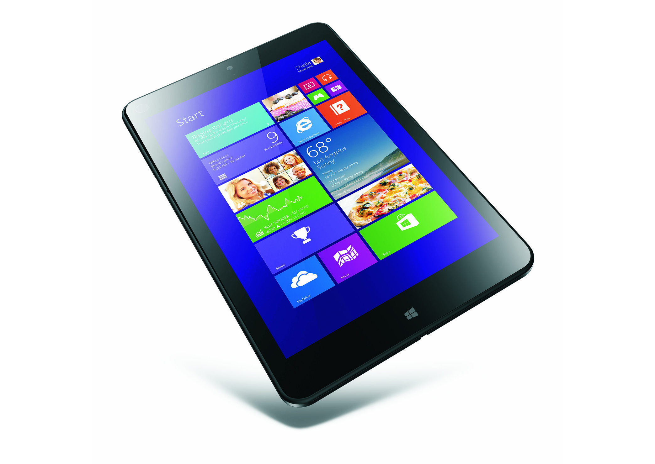 Lenovo ThinkPad 8 Tablet: Top 5 Business Features