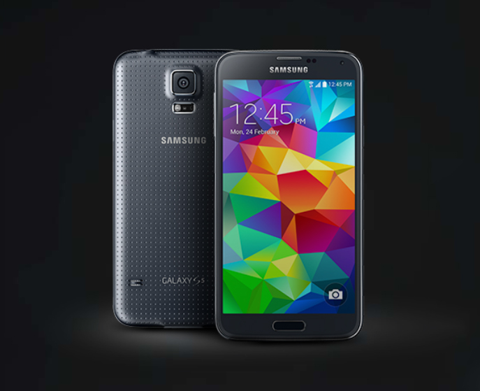 Samsung Galaxy S5: Top 5 Business Features