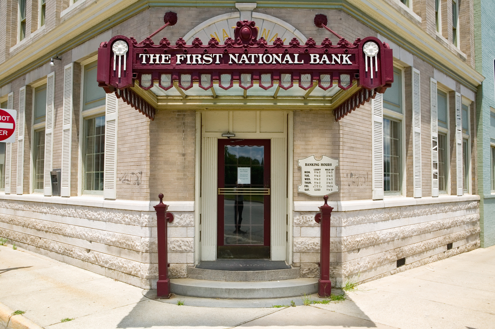 Rural Small Businesses Hurt by Decline of Local Banks
