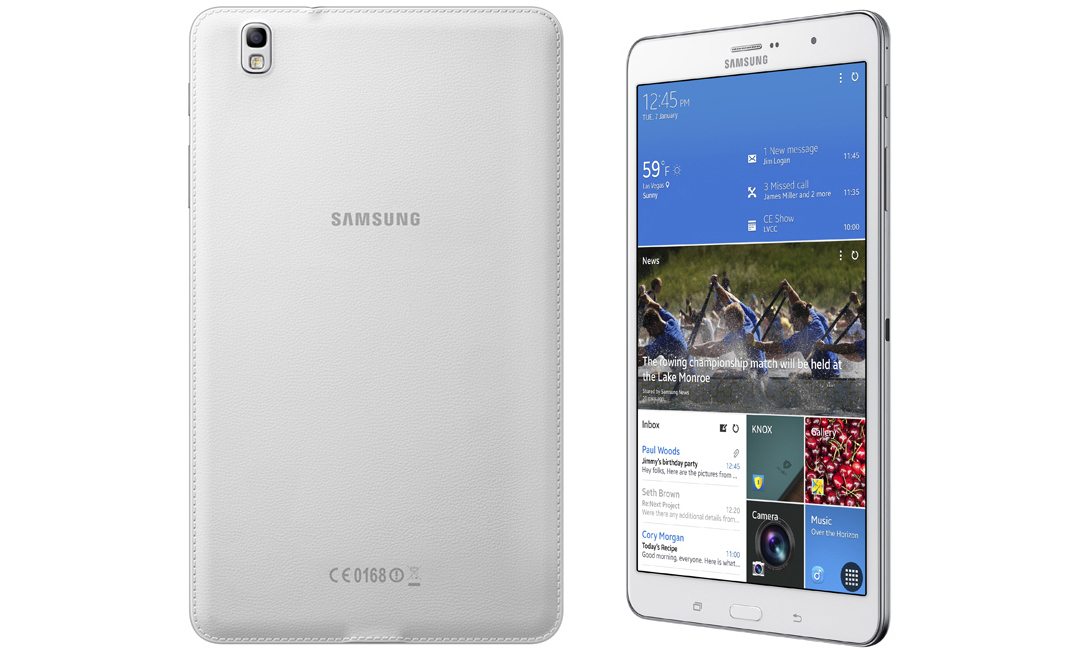 Samsung Galaxy Tab Pro 8.4: Top 3 Business Features