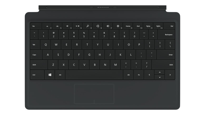 Microsoft Surface Power Cover: Keyboard Add-on Extends Your Battery Life