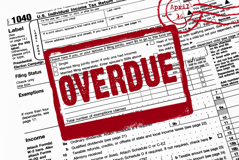 Think a Tax Extension Gives You More Time to Pay? Think Again!