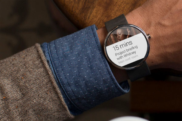 Moto 360 Smartwatch: Top 3 Business Features
