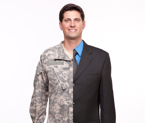 As a veteran transitioning back to civilian life, finding employment