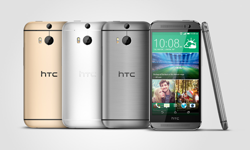HTC One M8: Top 5 Business Features
