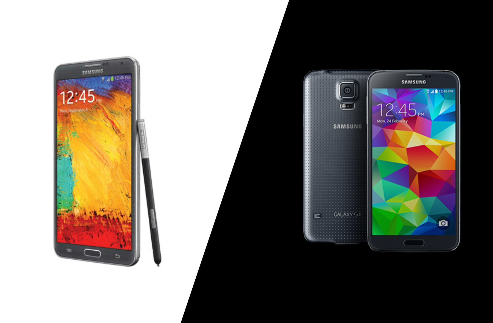 Samsung Galaxy S5 vs. Samsung Galaxy Note 3: Which is Better for Business?