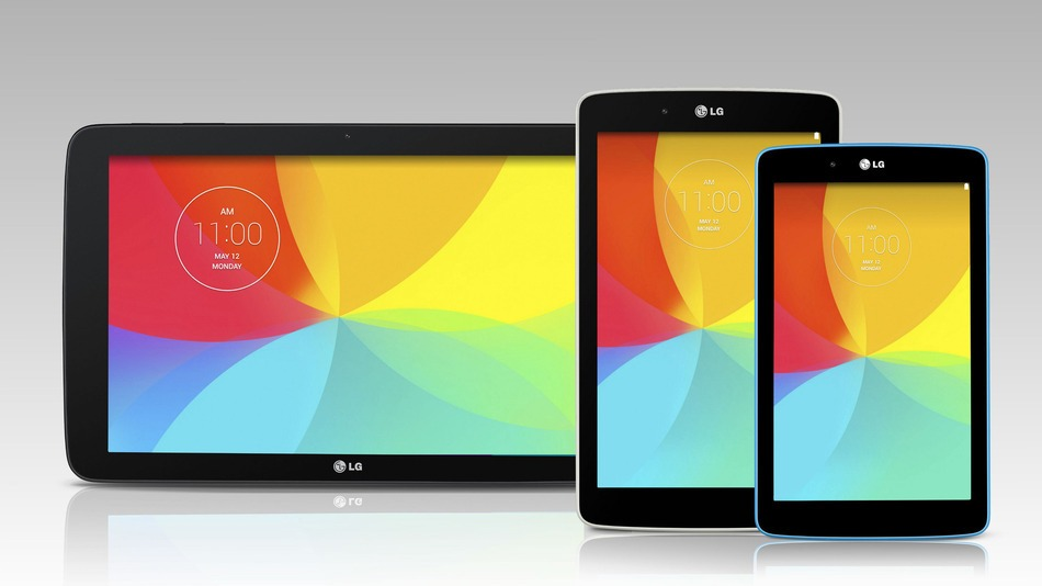 New LG G Pad Tablets: Top 3 Business Features