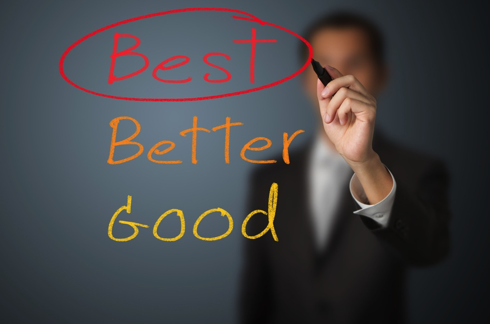 Being the 'Best' Isn't Best for Marketing to Consumers