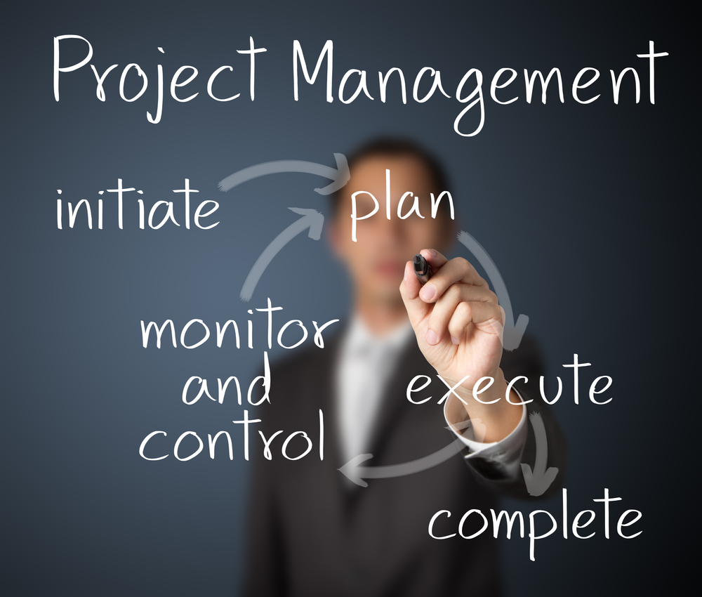 Don't Be The Hub: Framework for Remote Project Management