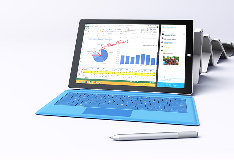 Microsoft Surface Pro 3: Top 5 Business Features