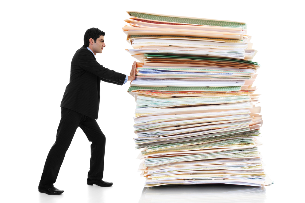 how to go paperless business