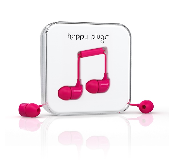 Happy Plugs in-Ear Headphones