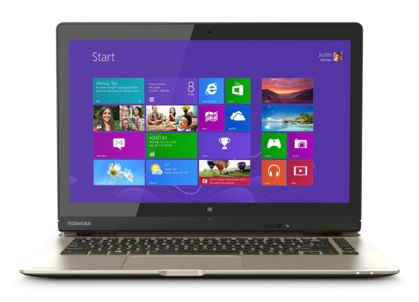 Toshiba Satellite Click 2: Top 3 Business Features