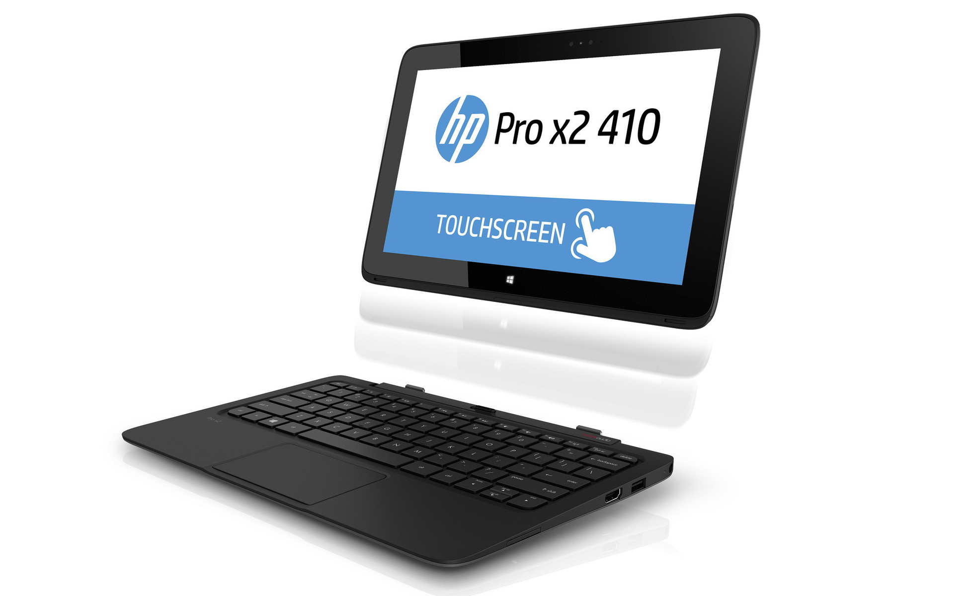 HP Pro X2 410: Top 3 Business Features