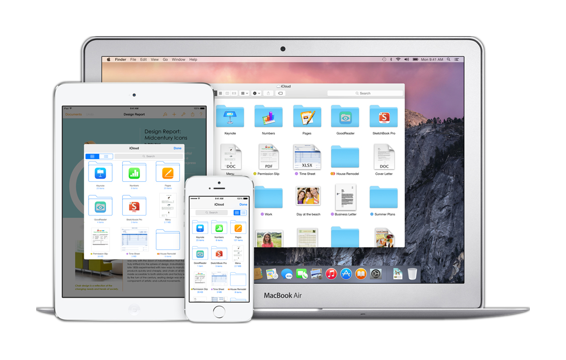 Top 5 Cloud Storage Apps for iOS
