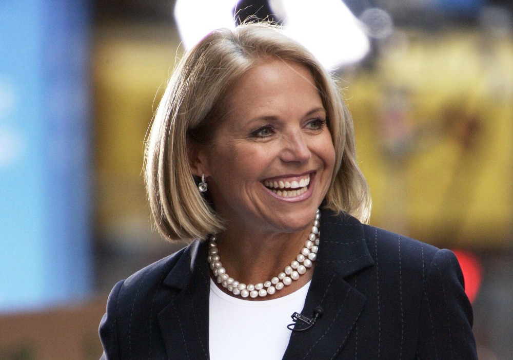 Career Advice From Katie Couric