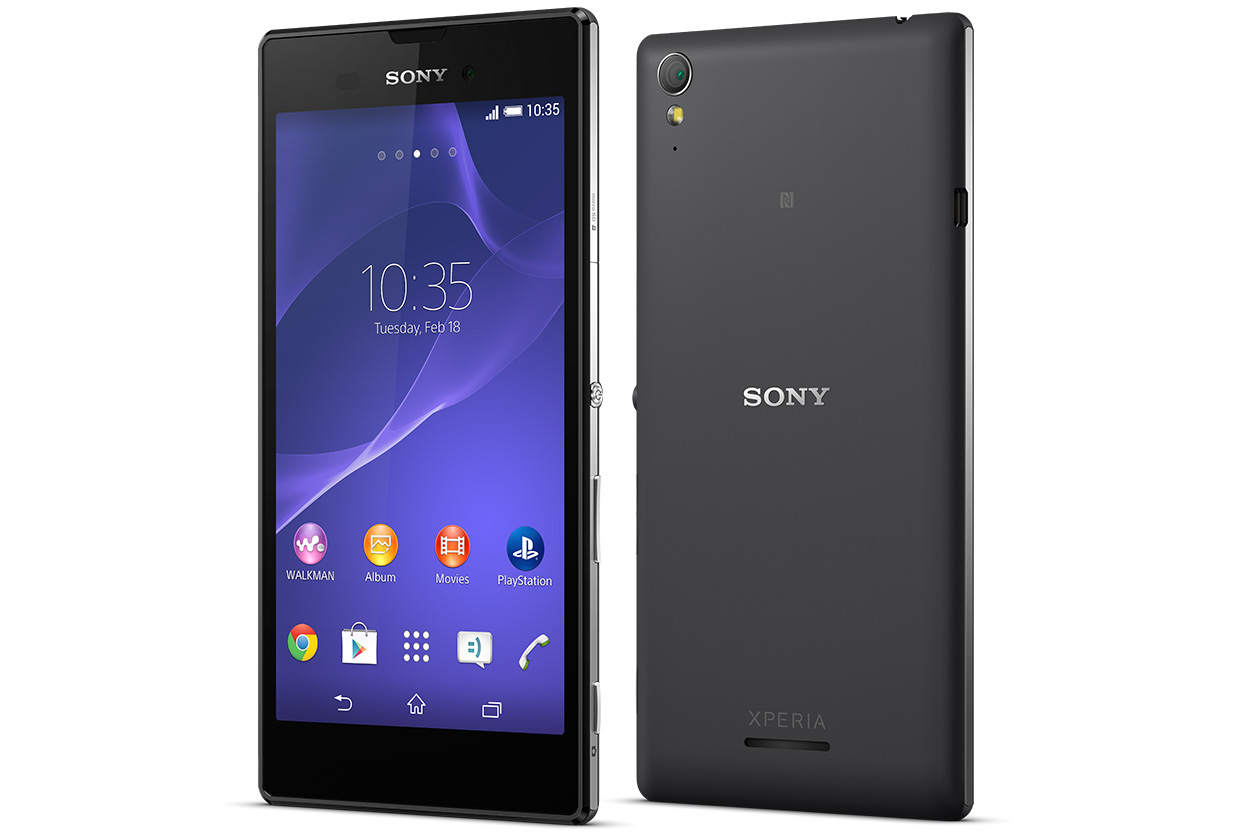 Sony Xperia T3: Top 3 Business Features