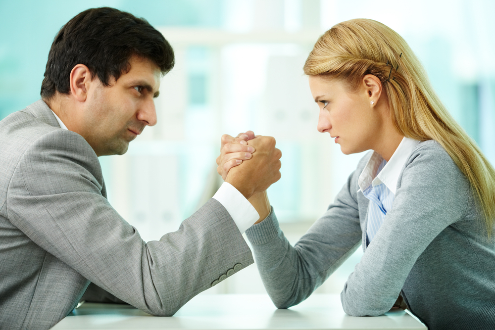 Office Rivals? Don't Let Them Drag You Down