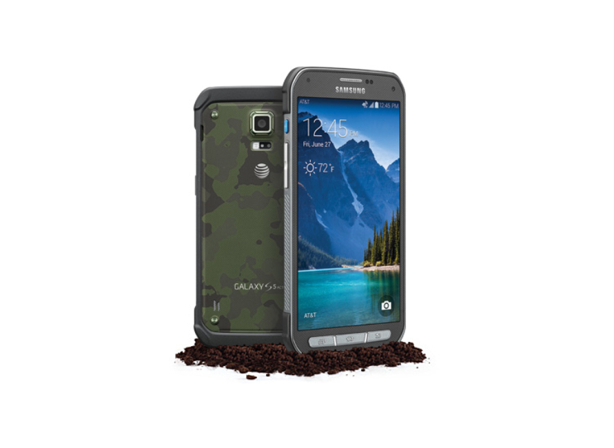 Samsung Galaxy S5 Active: Top 3 Business Features
