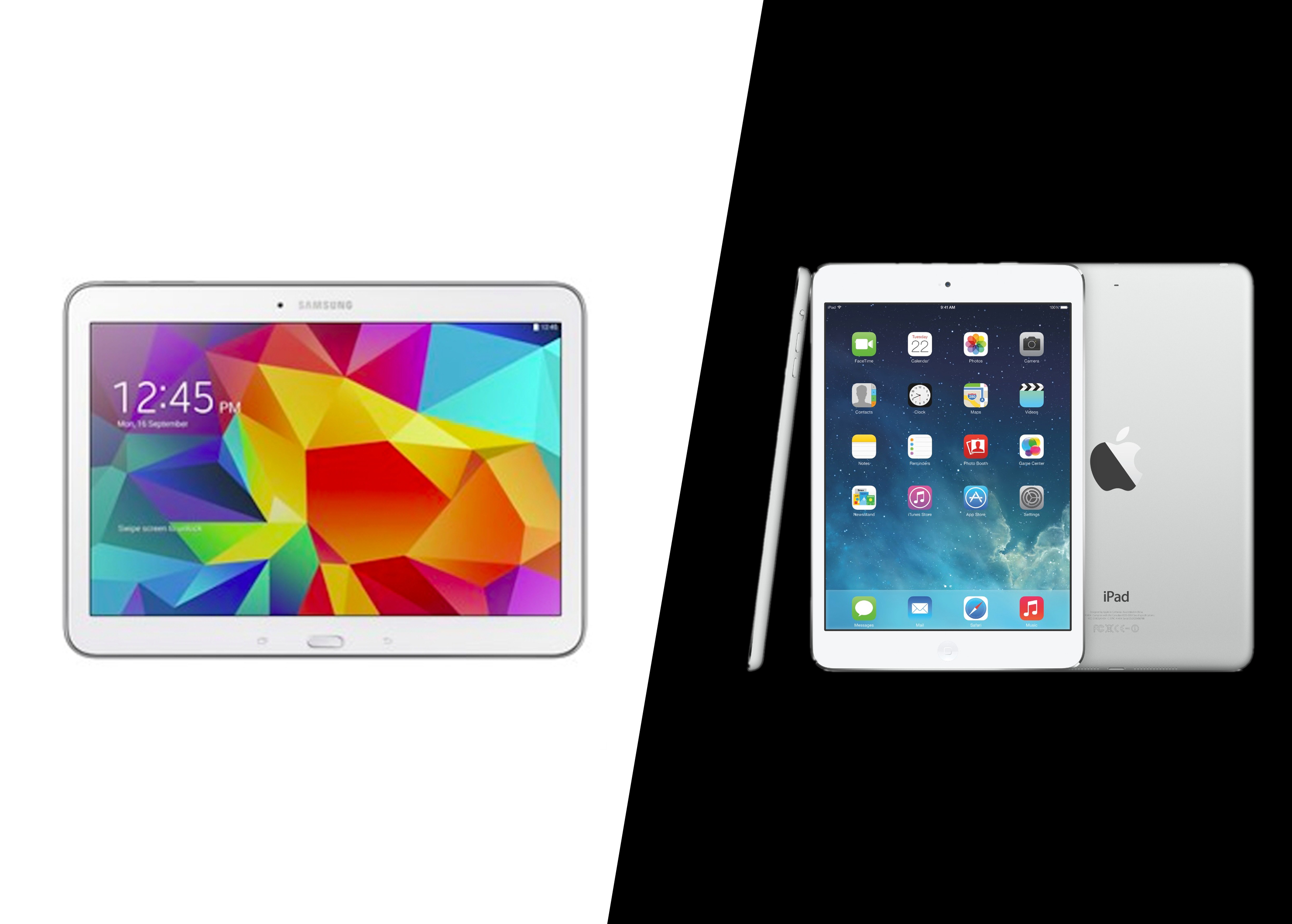 Samsung Galaxy Tab S vs Apple iPad Air: Which Is Better for Business?