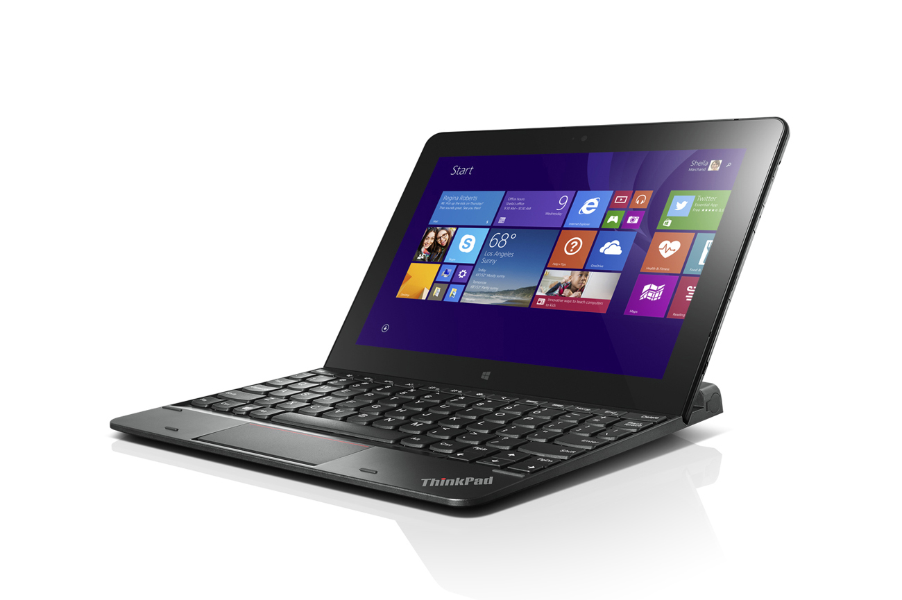 Lenovo ThinkPad 10: Top 5 Business Features